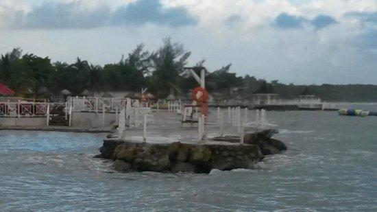 Royal Decameron Club Caribbean : Quiet Beach Area