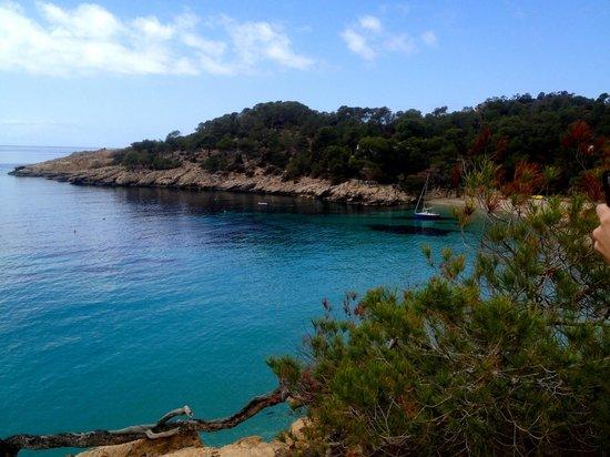 Playa Cala Salada : Cala Salada