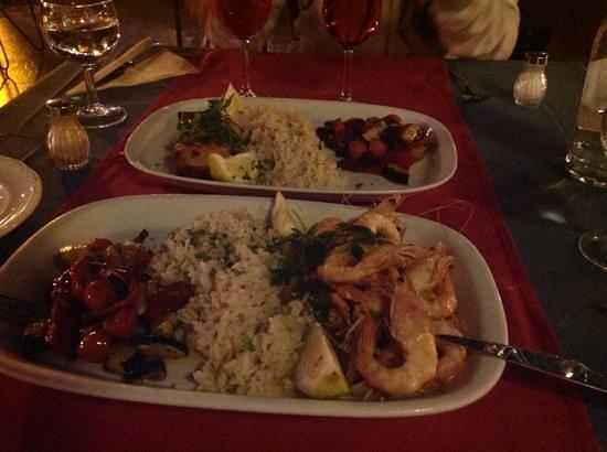 Quinta do Paraiso: ristorante fronte la reception