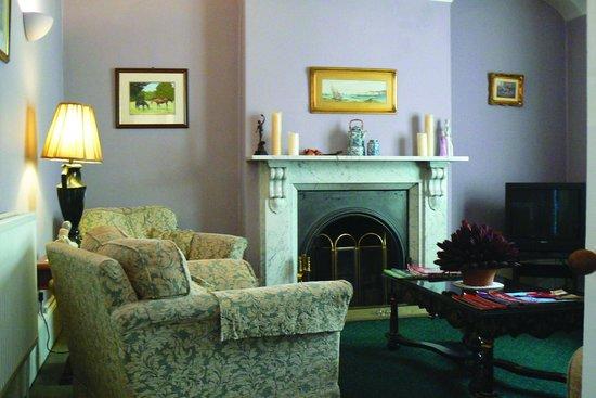 Croxton, UK: Lounge