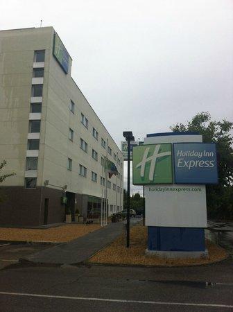 Holiday Inn Express Madrid-Getafe: Hotel