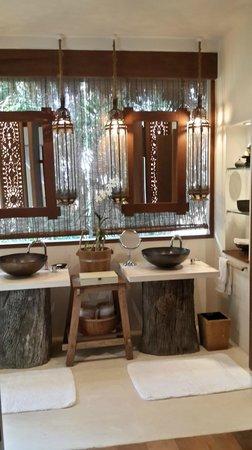 Île privée de Song Saa : Beautyful bathroom