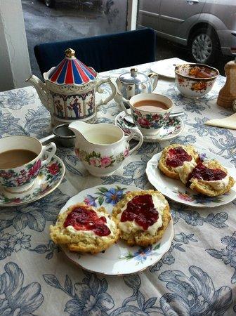 Vintage Tea Rooms Abbeydale Road Sheffield