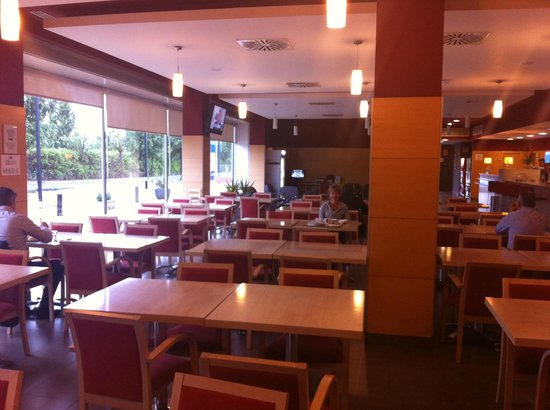 Holiday Inn Express Madrid-Getafe: Bufe