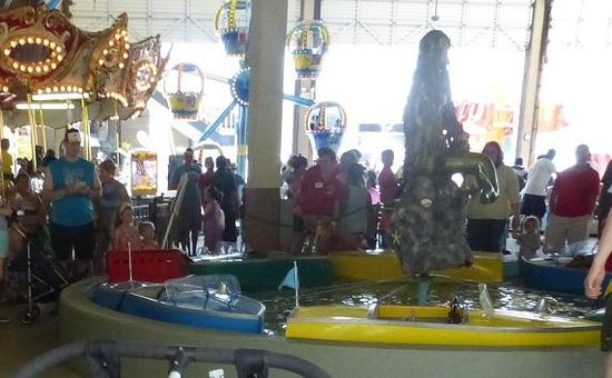 Boats Funland 2014