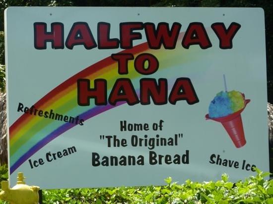 Sands of Kahana: road to hana
