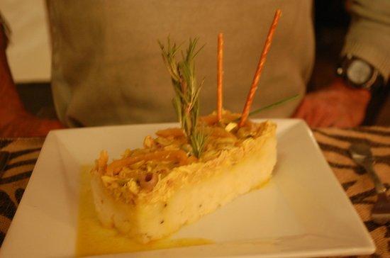 Le Comptoir du Pacha: Tagine de frango com batata