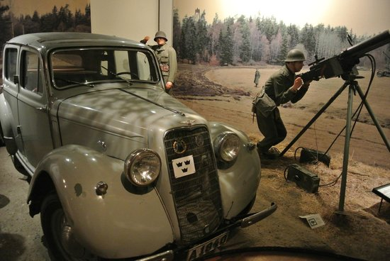 Army Museum: Mezzi moderni