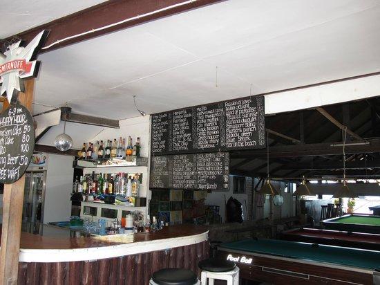 Koh Tao Regal Resort: ресторан