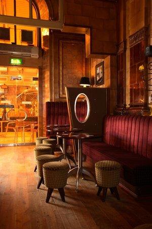 Snug Bar at the Centurion