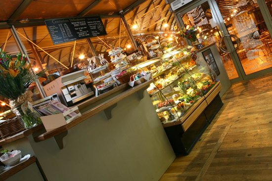 The Deli Coffee shop at the Centurion