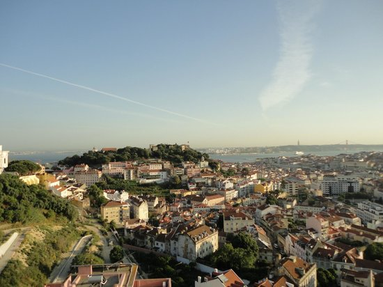 Albergaria Senhora Do Monte : Panorama dalla camera