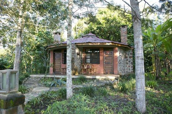 Kiboko Lodge: Rooms