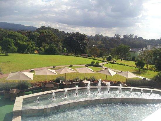 Hemingways Nairobi: le beau jardin