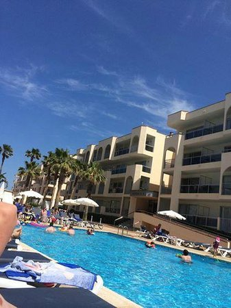 Family Life Alcudia Pins: Relax Pool