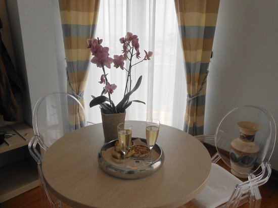 Best Western Hotel Tigullio Royal : Sea View Suite