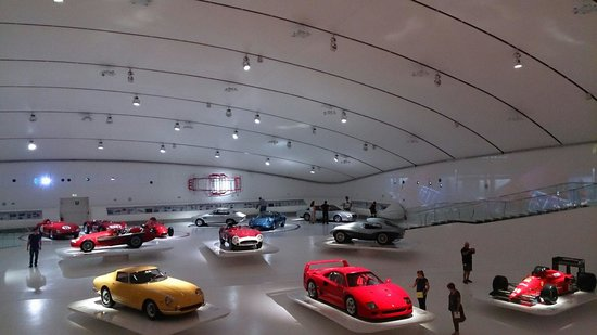 Enzos house picture of museo casa enzo ferrari modena for Euro motors harrisburg pa