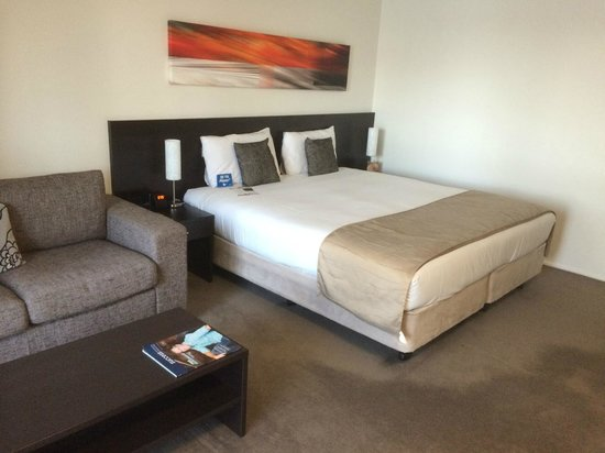 Mercure Townsville: Bed