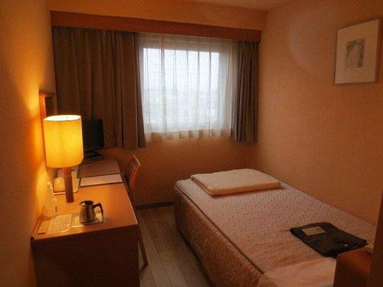 Garden Hotel Kitakata: 客室