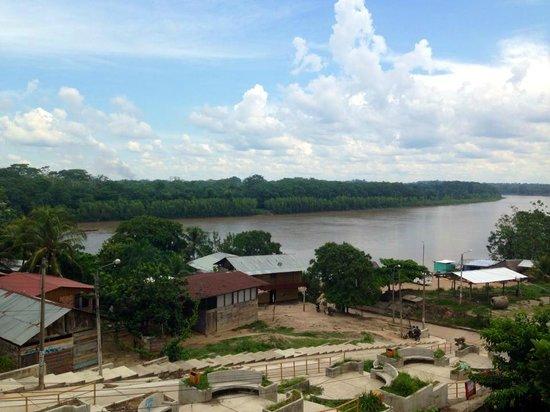 Hotel Don Carlos Puerto Maldonado: View from hotel
