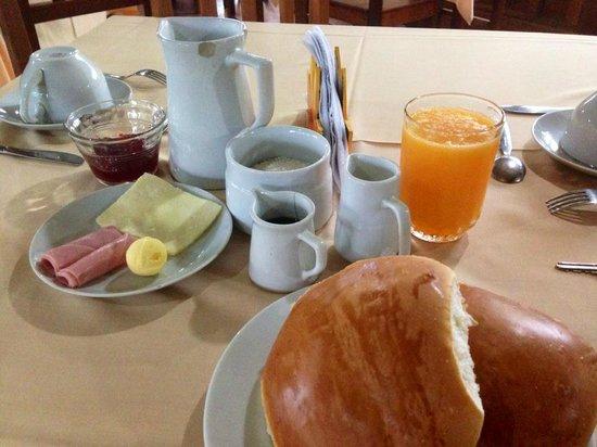 Hotel Don Carlos Puerto Maldonado: breakfast
