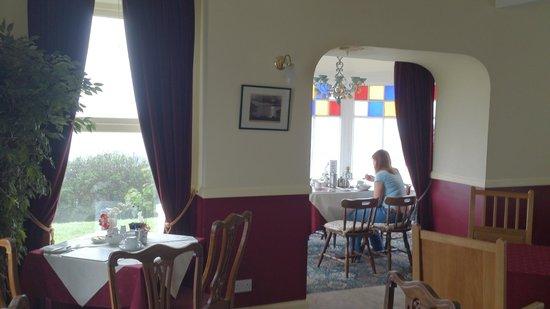 The Spiggie: dining room