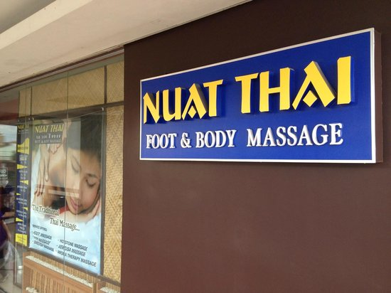 NUAT THAI Persimmon: Appearance of the Spa