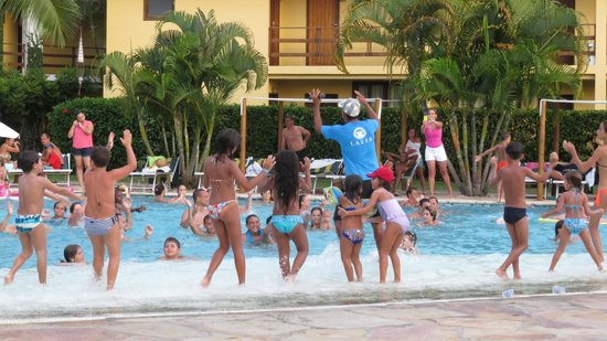Resort La Torre: Recreação Piscina