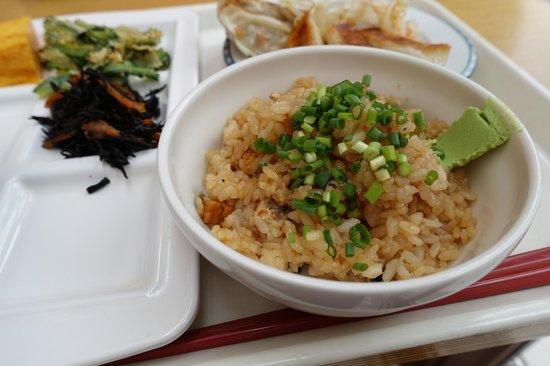 Richmond Hotel Hamamatsu: 鰻飯