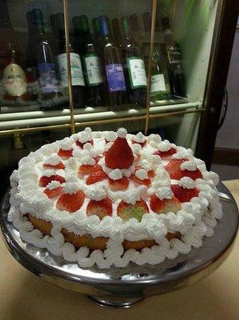 Hotel La Milanese : torta