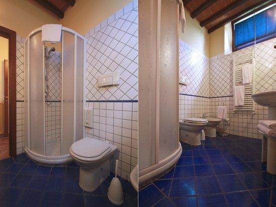 Casa Di Campagna in Toscana: bathroom