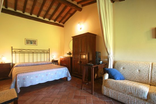 Casa Di Campagna in Toscana: Studio