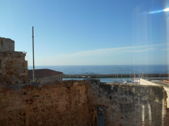 Monastery Boutique Hotel: View from Santa Maria
