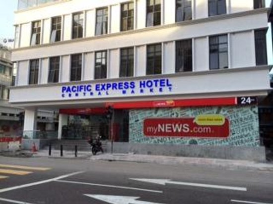 Pacific Express Hotel