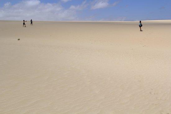Dunas de Corralejo: Corralejo dunes