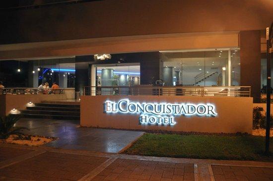 Hotel El Conquistador : Entrance