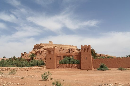 Camel Excursions Morocco: Ait Benhaddou