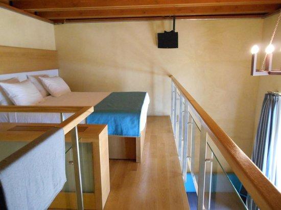 Monastery Boutique Hotel: Lofted Bedroom