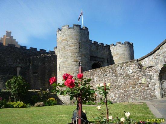 Stirling Castle: Неприступные башни