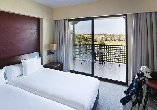 Islantilla Golf Resort Hotel: Doble con Vistas