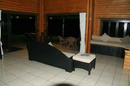 Taveuni Island Resort & Spa : lounge