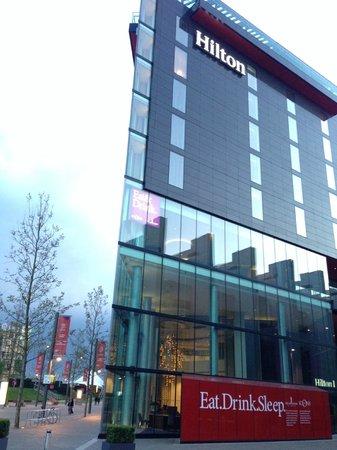 Hilton London Wembley: ตัวโรงแรม