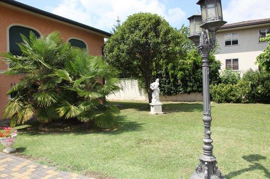 Hotel Villa Foscarini : Территория отеля