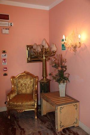 Hotel Villa Foscarini : Внутренний интерьер