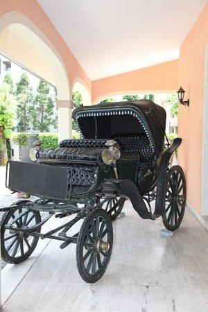 Hotel Villa Foscarini : Всякие штучки