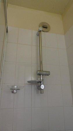 Hotel Du Trosy: prysznic