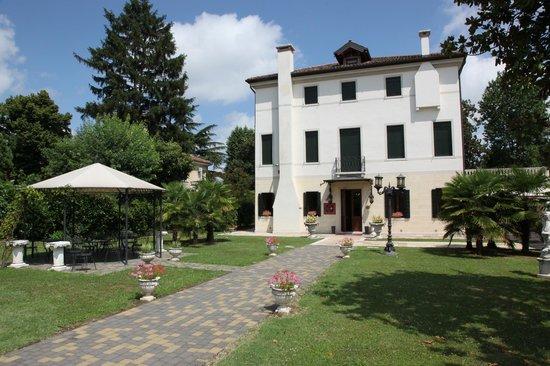 Hotel Villa Foscarini: Отель
