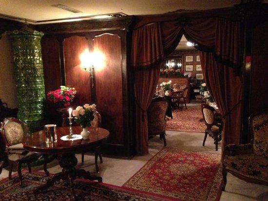 Heising: Restaurant interior