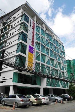 นิมมาน ไหม ดีไซน์ โฮเต็ล: Hotel building