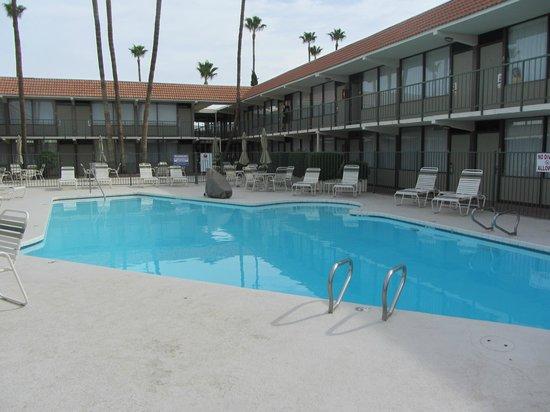 Mesa Mezona Hotel: Schöne poolanlage